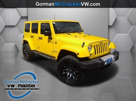 2015_Jeep_Wrangler Unlimited_Sahara_ Longview TX
