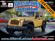 2015 Jeep Wrangler Unlimited Sahara Miami Lakes FL