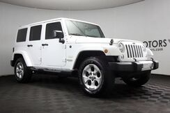 2015_Jeep_Wrangler Unlimited_Sahara Navigation,Heated Seats,Bluetooth_ Houston TX