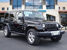 2015 Jeep Wrangler Unlimited Sahara San Antonio TX