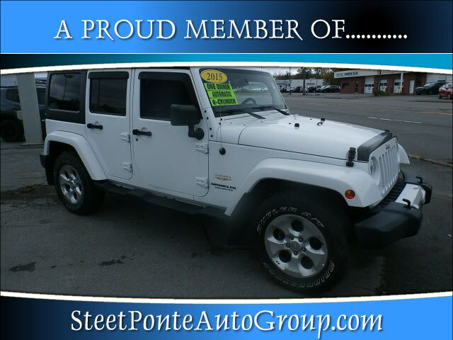 Pre-Owned Jeep Wrangler Unlimited Yorkville NY