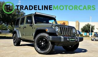 2015_Jeep_Wrangler Unlimited_Sport 1-OWNER, 4WD, HARDTOP... AND MUCH MORE!!!_ CARROLLTON TX