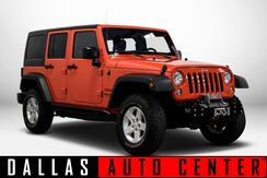 2015_Jeep_Wrangler_Unlimited Sport 4WD_ Carrollton TX