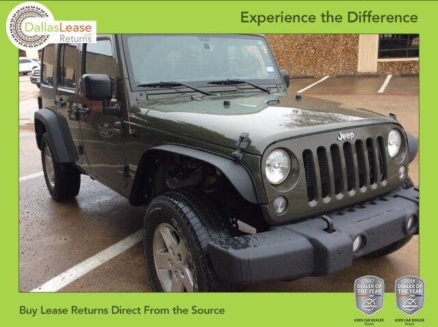 2015 jeep wrangler unlimited sport 4x4 dallas tx 22950640 2015 jeep wrangler unlimited sport 4x4 dallas tx sciox Images