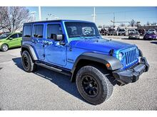 2015_Jeep_Wrangler Unlimited_Sport_ Amarillo TX