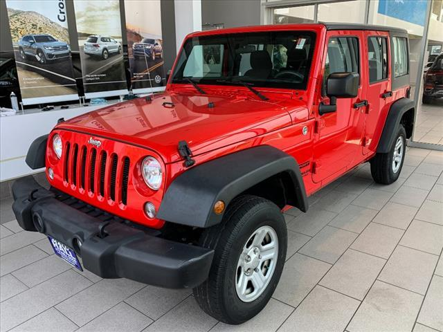 2015 Jeep Wrangler Unlimited Sport Brookfield WI