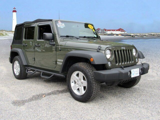2015 Jeep Wrangler Unlimited Sport Cape May Court House NJ