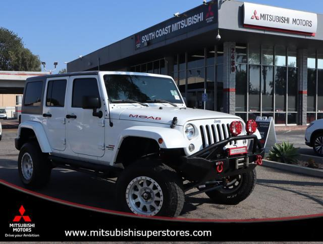 2015 Jeep Wrangler Unlimited Sport Costa Mesa CA