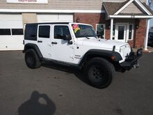 2015_Jeep_Wrangler Unlimited_Sport_ East Windsor CT