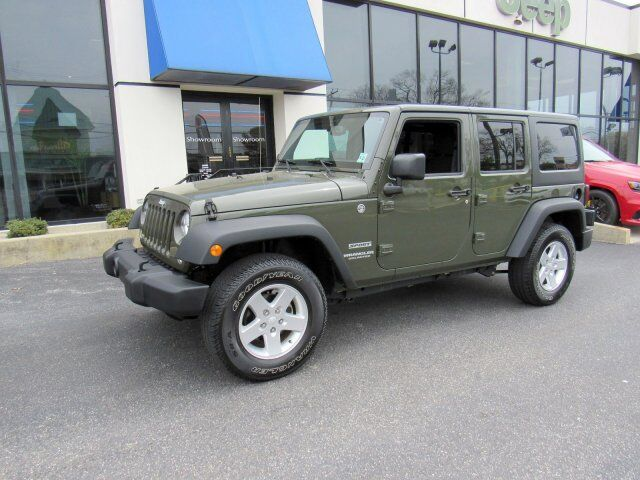 2015 Jeep Wrangler Unlimited Sport Egg Harbor Township NJ