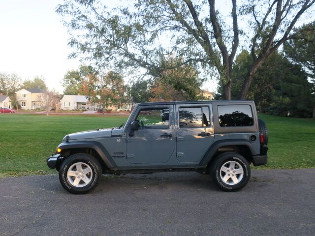 2015 Jeep Wrangler Unlimited Sport Englewood CO