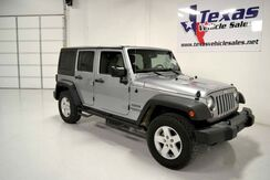 2015_Jeep_Wrangler Unlimited_Sport_ Fort Worth TX