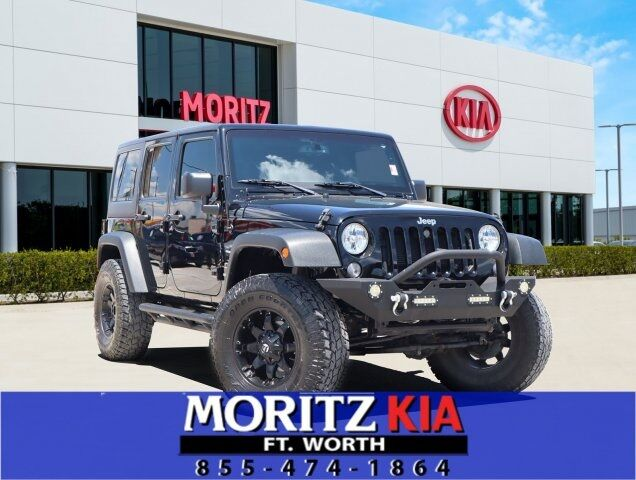 2015 Jeep Wrangler Unlimited Sport Fort Worth TX
