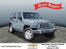 2015_Jeep_Wrangler_Unlimited Sport_ Hickory NC