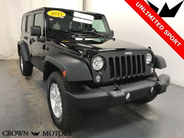 2015 Jeep Wrangler Unlimited Sport Holland MI