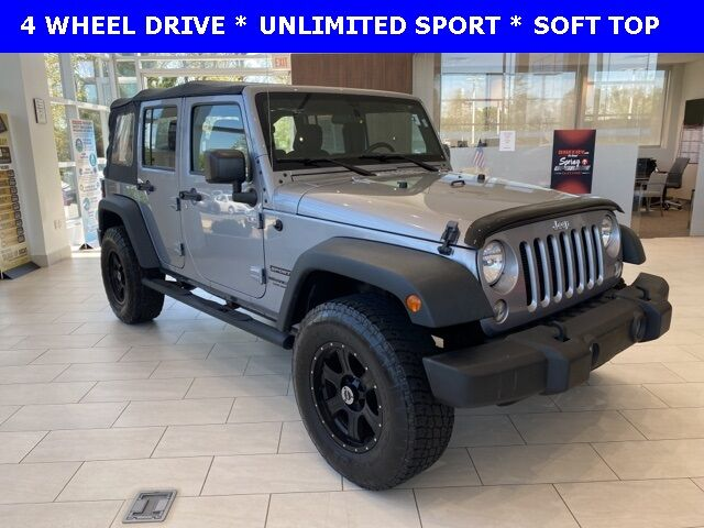 2015 Jeep Wrangler Unlimited Sport Chantilly VA