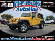 2015 Jeep Wrangler Unlimited Sport Miami Lakes FL