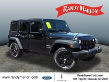 2015_Jeep_Wrangler_Unlimited Sport_ Mooresville NC