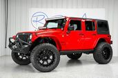 2015 Jeep Wrangler Unlimited Sport Navigation Fuel Wheels Lift Winch Power Steps