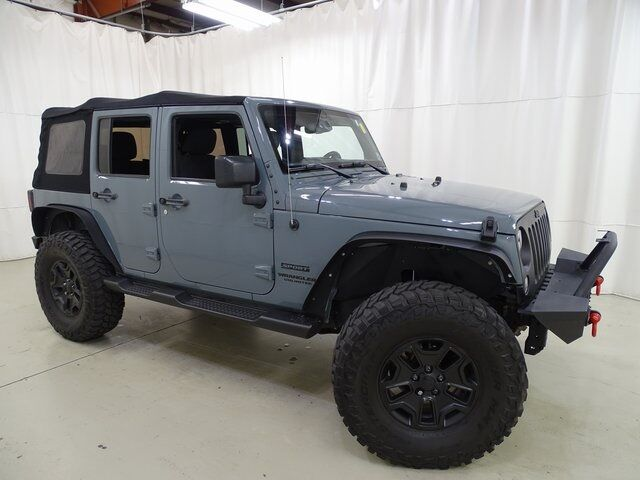 2015 Jeep Wrangler Unlimited Sport Raleigh NC