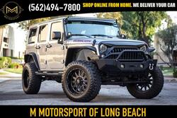 Jeep Wrangler Unlimited Sport S SUV 4D 2015