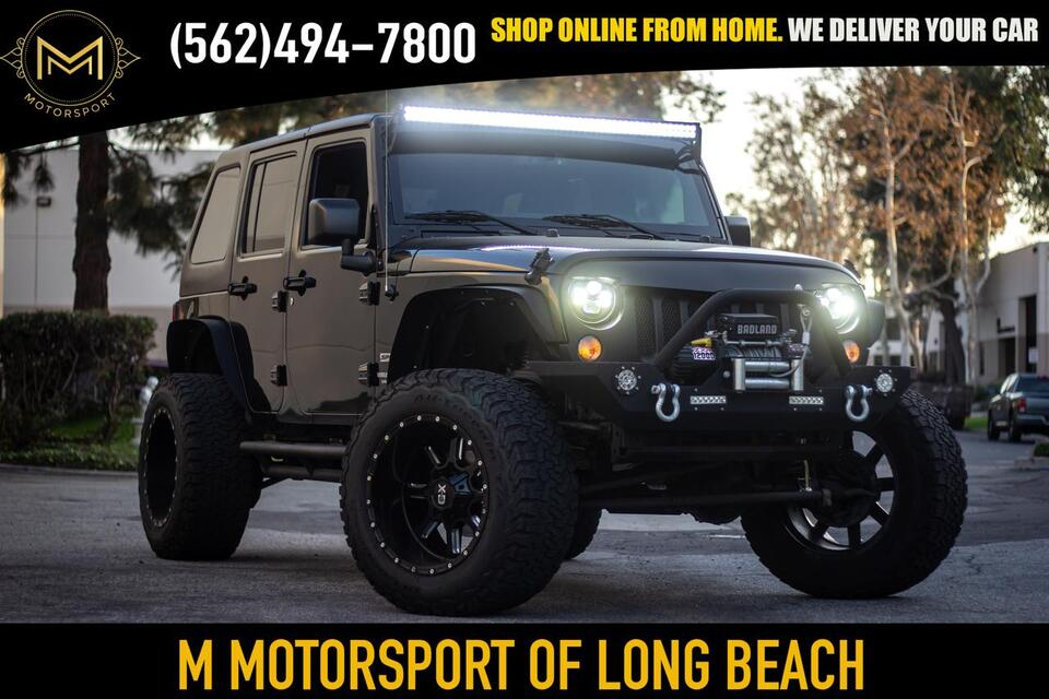 2015_Jeep_Wrangler_Unlimited Sport S SUV 4D_ Long Beach CA