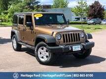 2015 Jeep Wrangler Unlimited Sport South Burlington VT