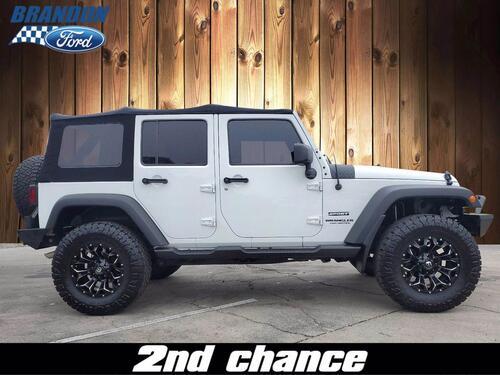 2015 Jeep Wrangler Unlimited Sport Tampa FL