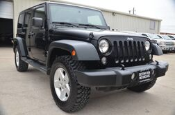 Jeep Wrangler Unlimited Sport 2015