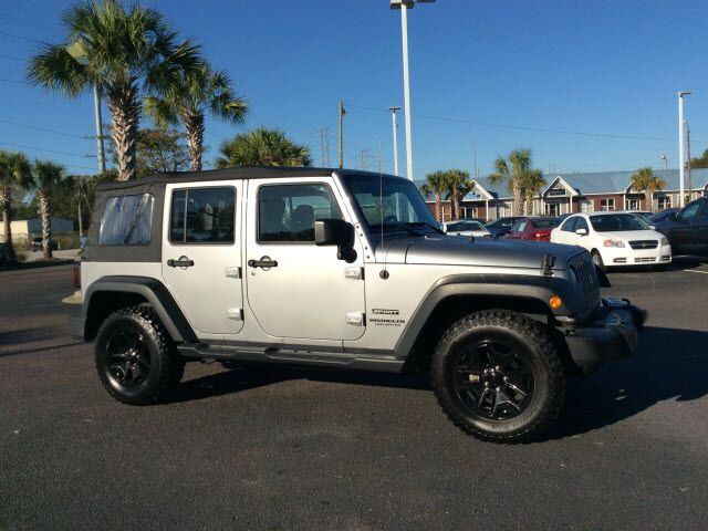 2015 Jeep Wrangler Unlimited Sport North Charleston SC
