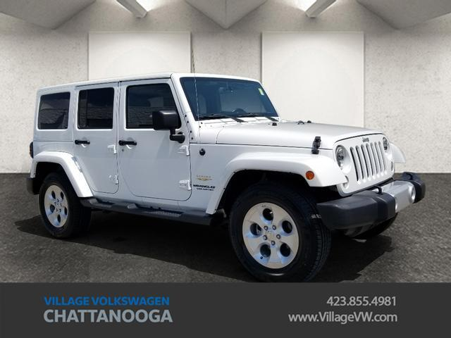 2015 Jeep Wrangler Unlimited Unlimited Sahara Chattanooga TN