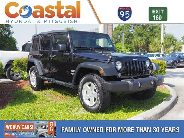 2015 Jeep Wrangler Unlimited Unlimited Sport Cocoa FL