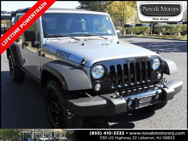 2015 Jeep Wrangler Unlimited Willys Wheeler Lebanon NJ