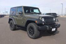 2015 Jeep Wrangler Willys Wheeler Grand Junction CO
