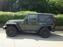 2015_Jeep_Wrangler_Willys Wheeler_ North Versailles PA