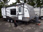 2015 KEYSTONE HIDEOUT 19FLBWE TRAVEL TRAILER