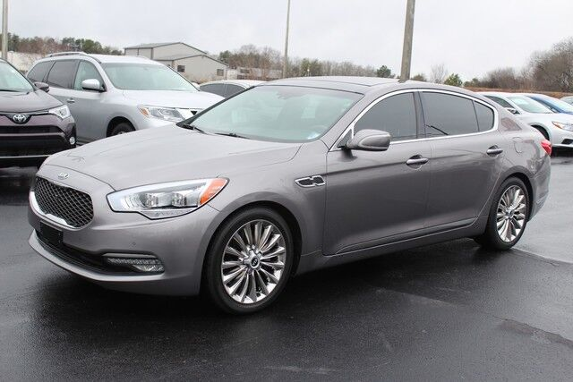 2015 KIA K900 4DR SDN LUXURY Greenville SC