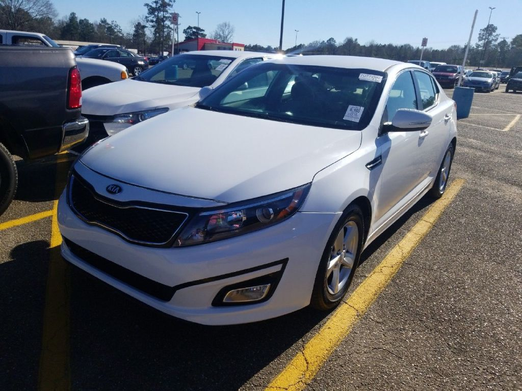 2015 KIA OPTIMA LX Columbus OH