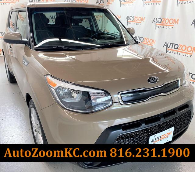 2015 KIA SOUL +  (PLUS)  Kansas City MO