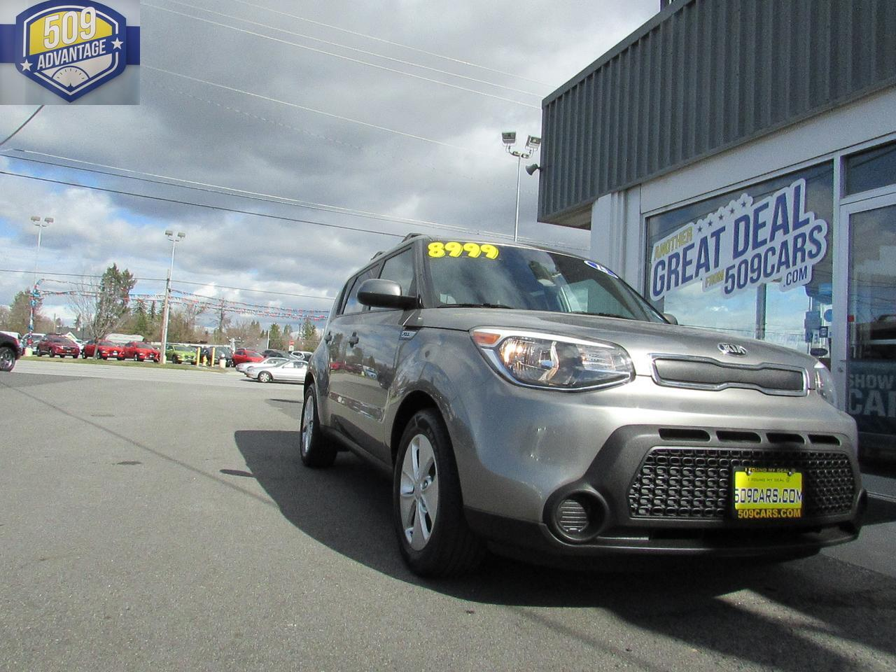 2015 KIA SOUL Base Spokane Valley WA