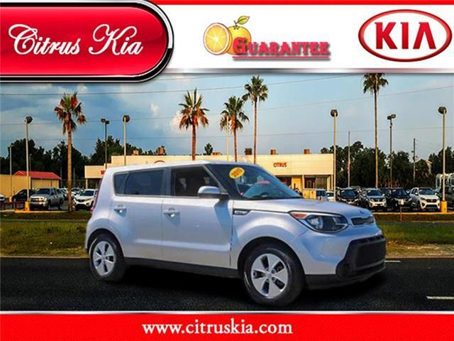2015 KIA Soul Base Hatchback Crystal River FL