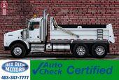 2015 Kenworth T-800 T/A Dump Truck Heavy Spec
