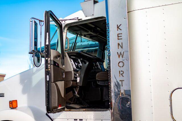2015 Kenworth T-800 T/A Tractor Sleeper Heavy Spec Red Deer AB