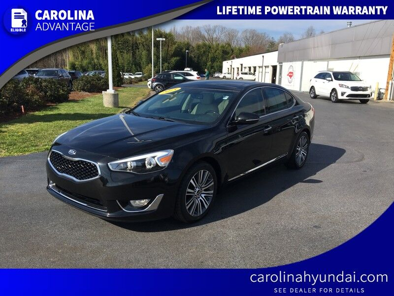 2015 Kia Cadenza Premium High Point NC