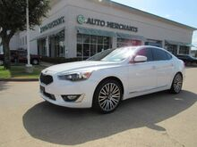 2015_Kia_Cadenza_Premium LEATHER, NAVIGATION, PANORAMIC SUNROOF, BACKUP CAM, BLIND SPOT, UNDER FACTORY WARRANTY_ Plano TX