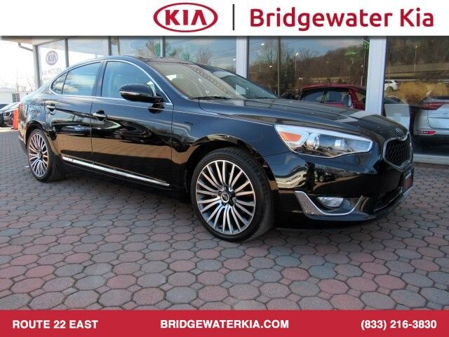 2015 Kia Cadenza Premium Sedan, Luxury Package, Technology Package, Navigation, Rear-View Camera, Smart Cruise Control, Infinity Surround Sound, Ventilated Leather Seats, Panorama Sunroof, 18-Inch Alloy Wheels, Bridgewater NJ