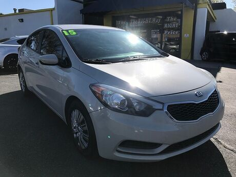 2015 Kia Forte 4d Sedan LX Auto Albuquerque NM