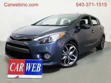 2015_Kia_Forte 5-Door_SX Hatchback/ Leather 6 Speed_ Fredricksburg VA