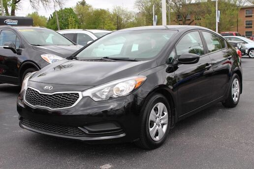 2015 Kia Forte LX Fort Wayne Auburn and Kendallville IN
