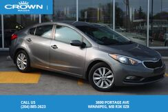 2015_Kia_Forte_LX+ **Local Vehicle/Great on Gas**_ Winnipeg MB